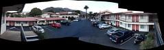 Eight picture stitch. Monterey to San Luis Obispo - Day Two.