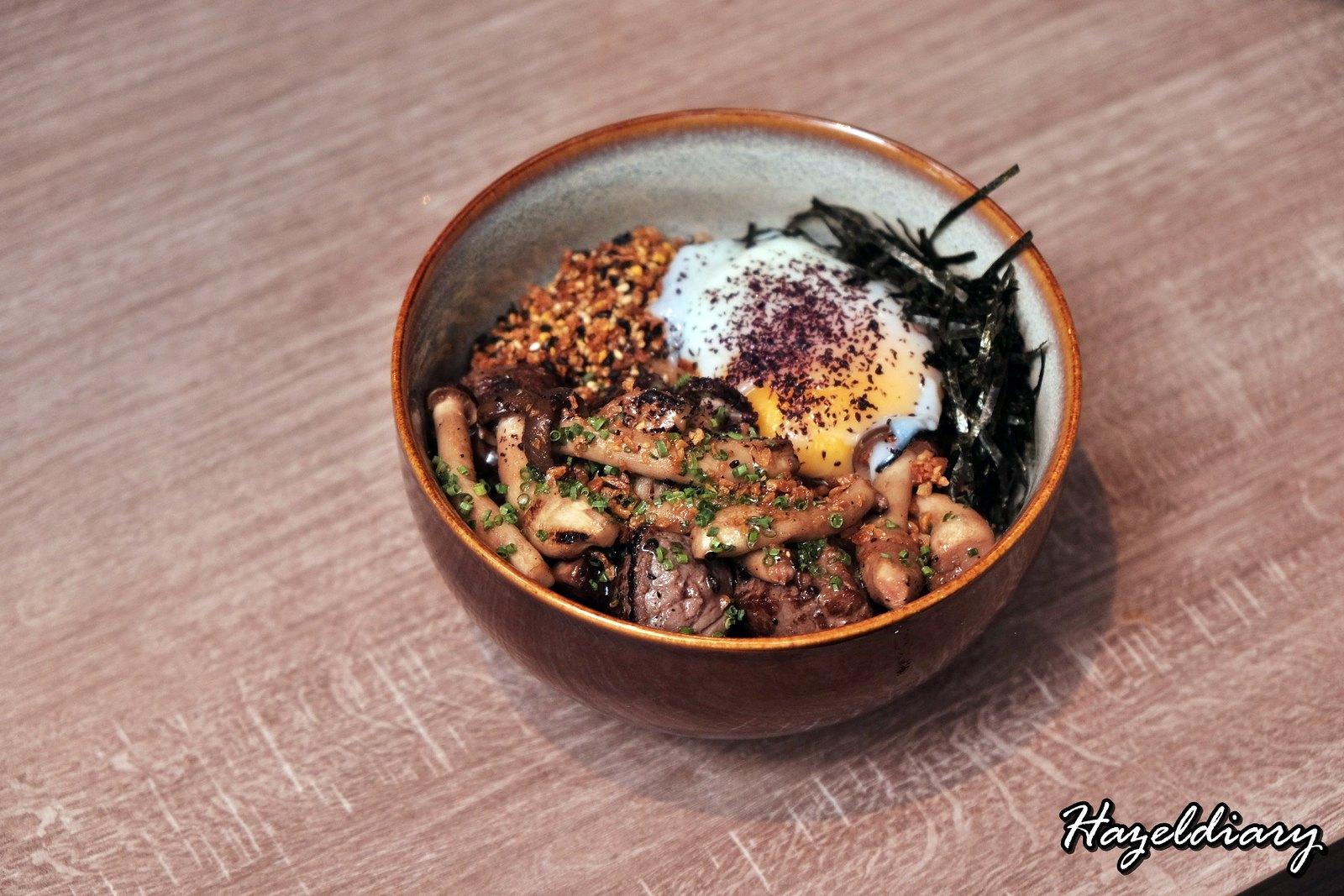 Maru Dine & Bar-Tanjong Pagar-Beef Don