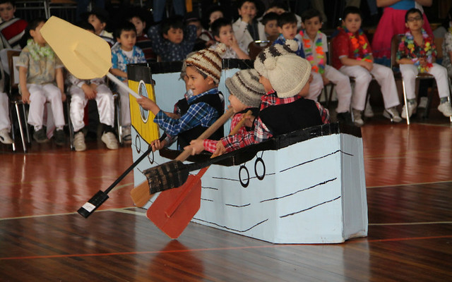 V Muestra Folclórica 2018 (Kinder a 1° básicos)