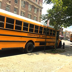 2012 IC CE Maxxforce DT, Consolidated Bus Transit, Bus#12526.