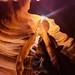 Antelope Canyon at Noon by Jim Maya