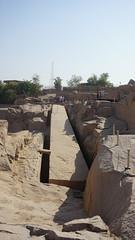 The Unfinished Obelisk, Aswan, Egypt.
