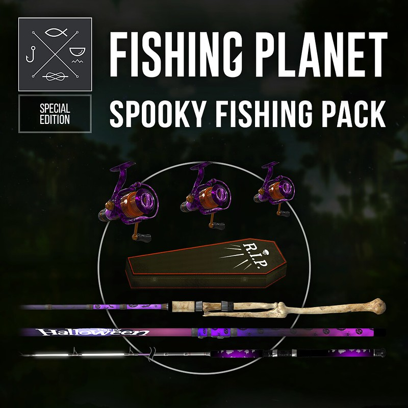 Fishing Planet: Spooky Fishing Pack