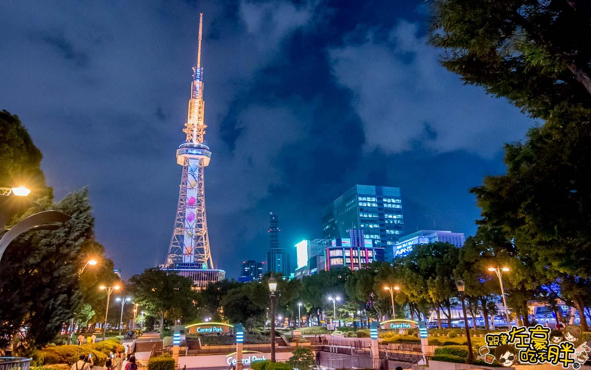 名古屋自由行-名古屋電視塔+宇宙船綠洲21-18