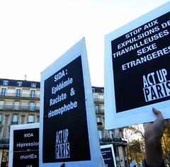 sida : épidémie, raciste et homophobe