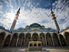 Suleyman Mosque Istanbul