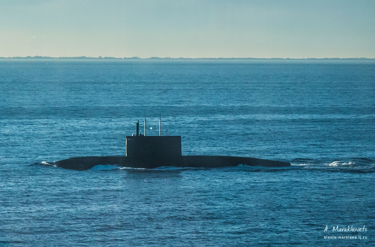 Балтийское море, подводная лодка, Baltic, submarine, Варшавянка, Алжир