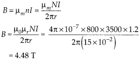 NCERT Solutions for Class 12 Physics Chapter 5 Magnetism and Matter 32