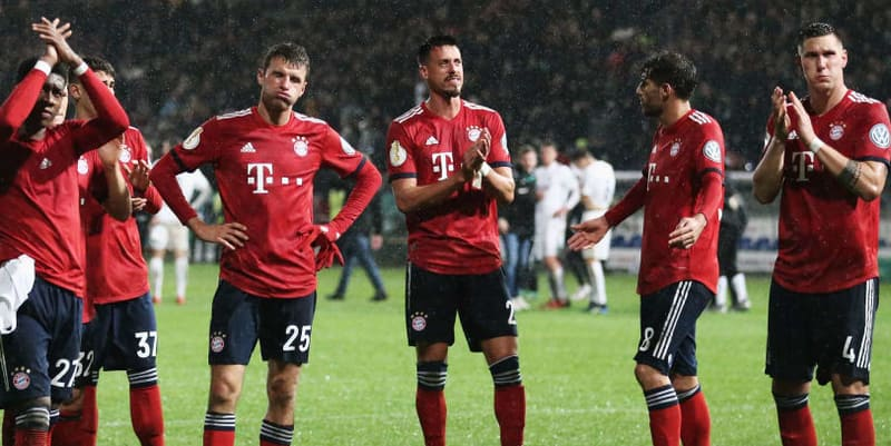 Kovac: Bayern Munich marah dan sedih