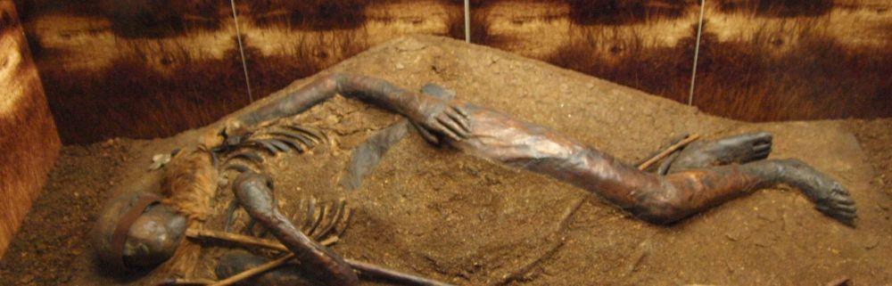 Мумифицированные останки Клоникаванского человека