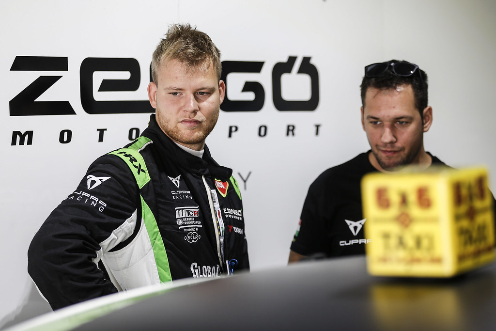 NAGY Norbert, (hun), Seat Cupra TCR team Zengo Motorsport, portrait during the 2018 FIA WTCR World Touring Car cup of China, at Ningbo  from September 28 to 30 - Photo Jean Michel Le Meur / DPPI