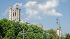 Dans les hauteurs de Troyes