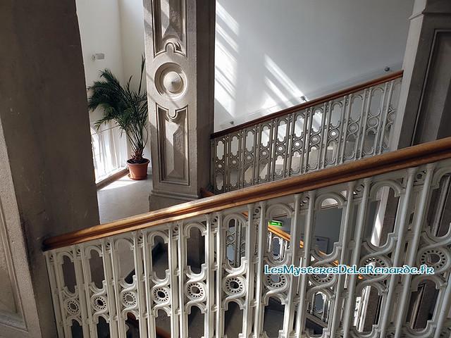 Escalier Vienne