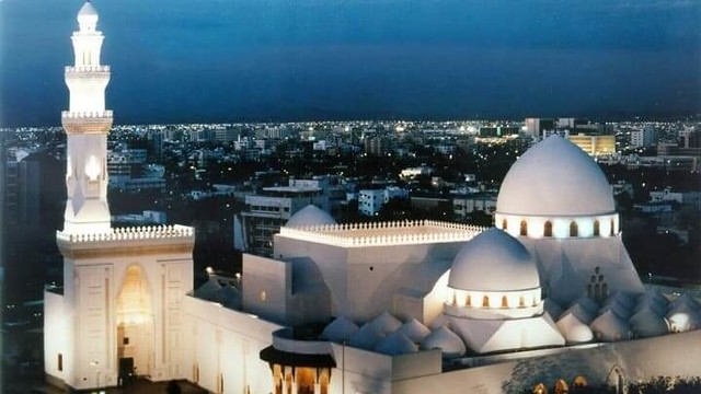 3251 4 Mosques which Non-Muslims are allowed to visit in Saudi Arabia 04