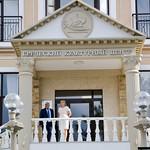 Школы Геленджика, Салоников и Катерини подпиcали договоры о сотрудничестве