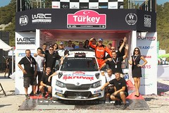 2018 WRC Rally Turkey