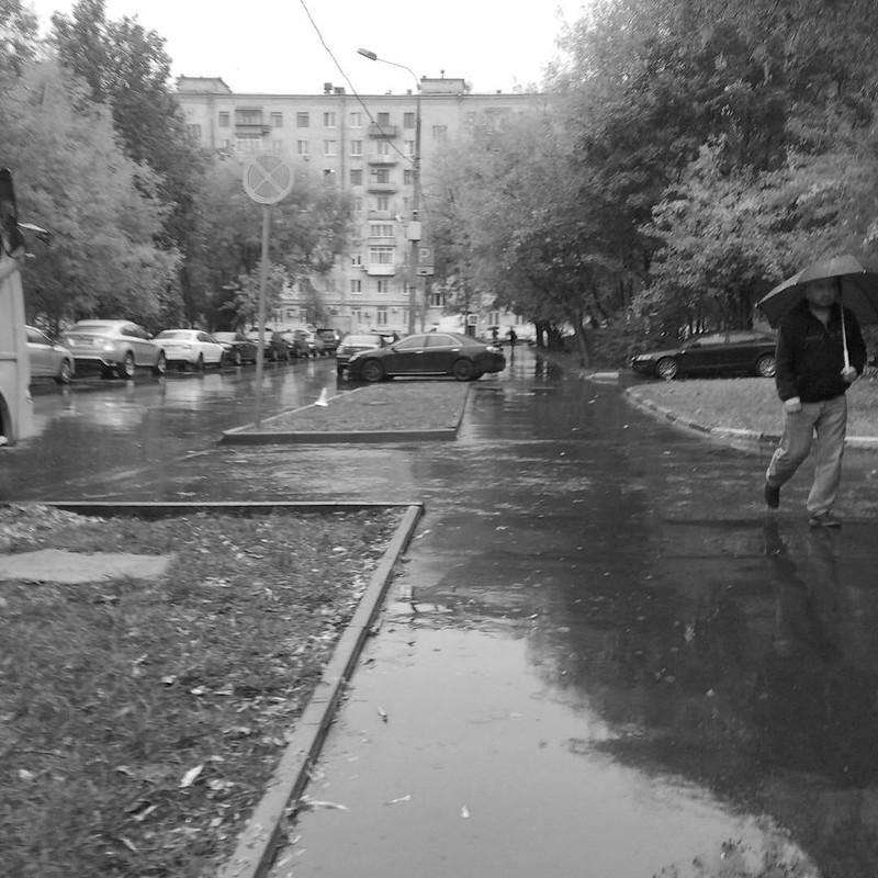 Сказ о том как осень на Сокол пришла