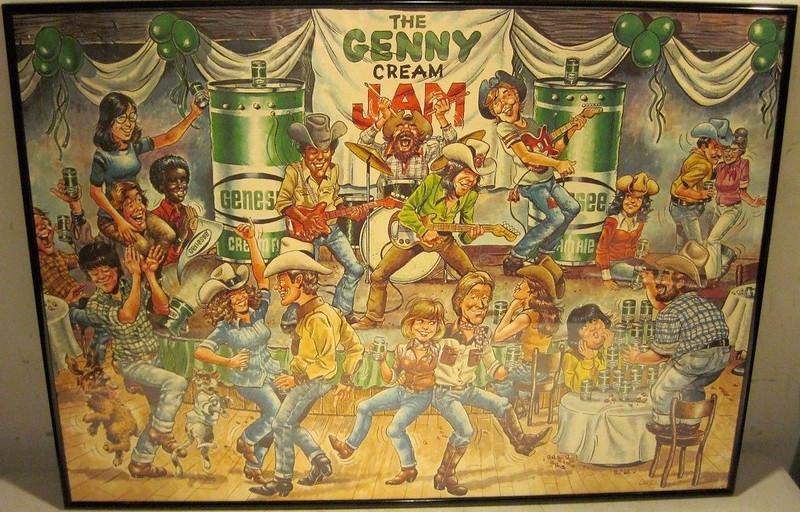 Genesee-jam-band
