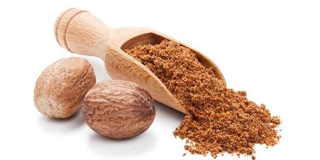 La noix de muscade en tant qu'aliment âgées de 3 500 ans