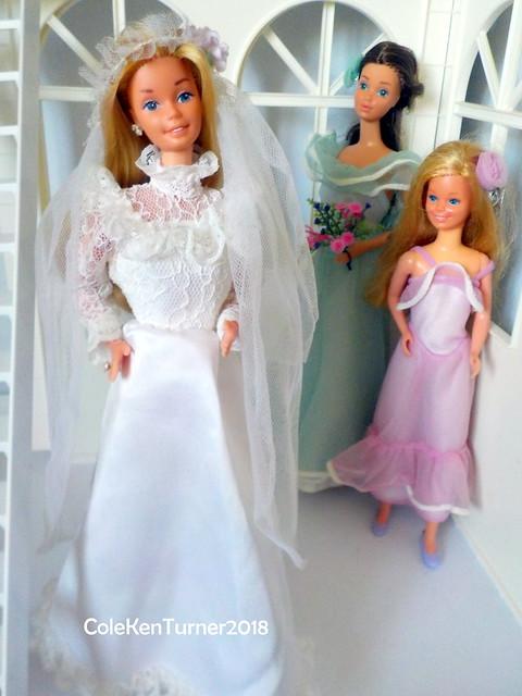 Bezaubernde Braut Barbie 1983, Nikon COOLPIX S33