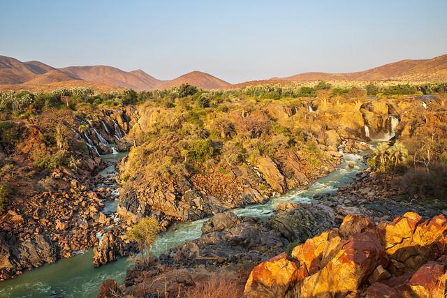 Epupa Falls Area