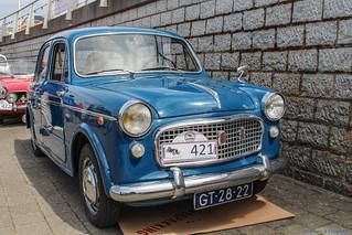 1961 Fiat 1100 de Luxe - GT-28-22 -1