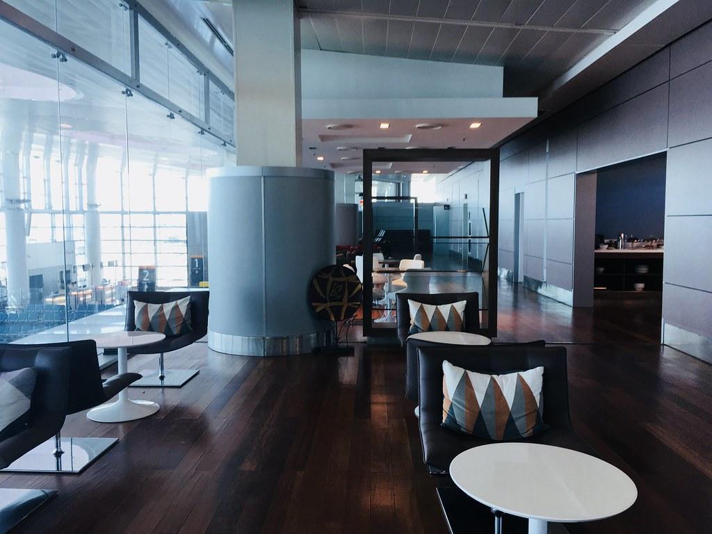 Yerevan International Airport Converse Bank Business Lounge