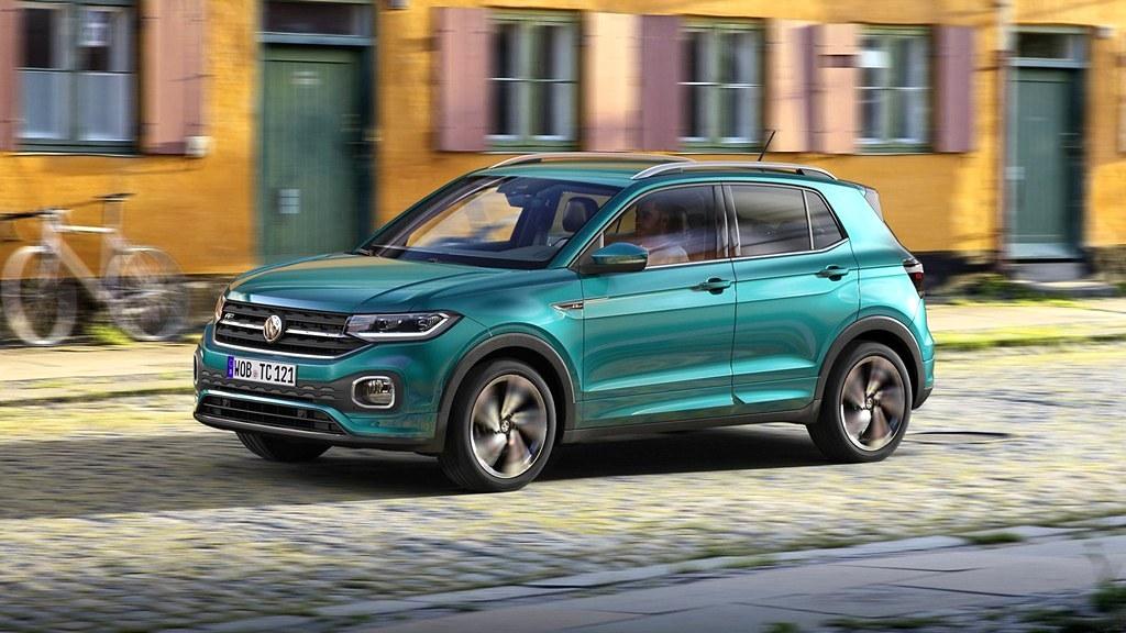 Volkswagen T-Cross premiera 1