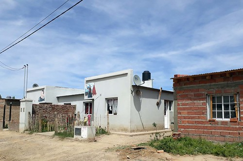 17-10-18 Más de 140 familias de distintos barrios de Luis Beltrán podrán conectarse al gas natural
