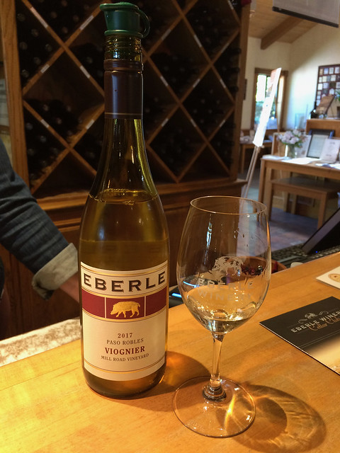 Eberle Winery Viognier