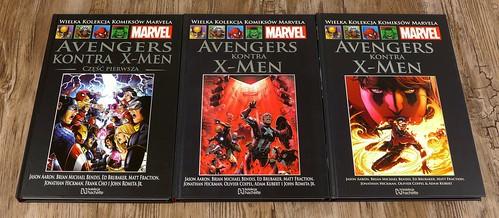 WKKM Avengers Kontra X-Men