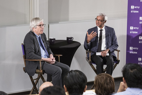 10.24.2018 Fireside Chat and Reception with Paul Romer