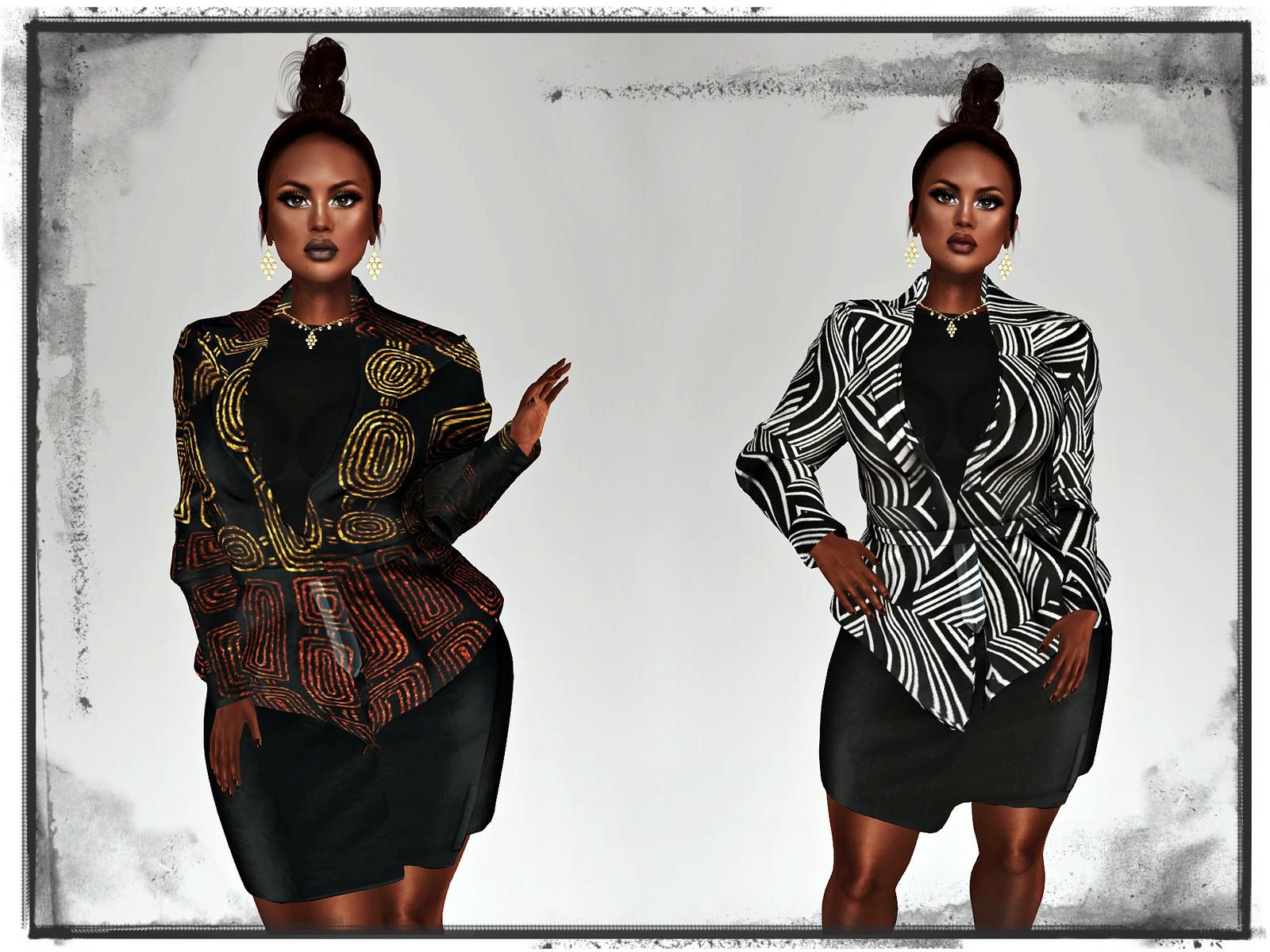 D.E. Boutique | Ocotber Designer Showcase