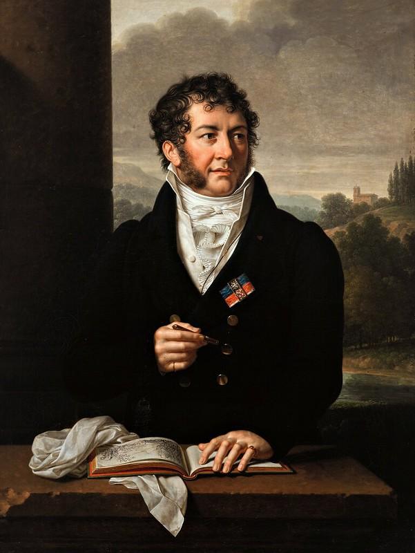 François-Xavier Fabre - Michal Kleofas Oginski