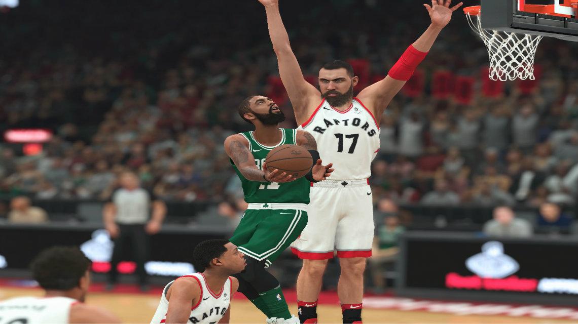 NBA 2K19 Roster Güncellemesi (30 Ekim 2018)