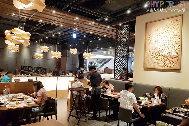 涓豆腐外觀-文心秀泰店 (2)