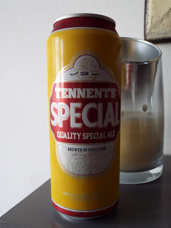 Tennent's, Special, Scotland