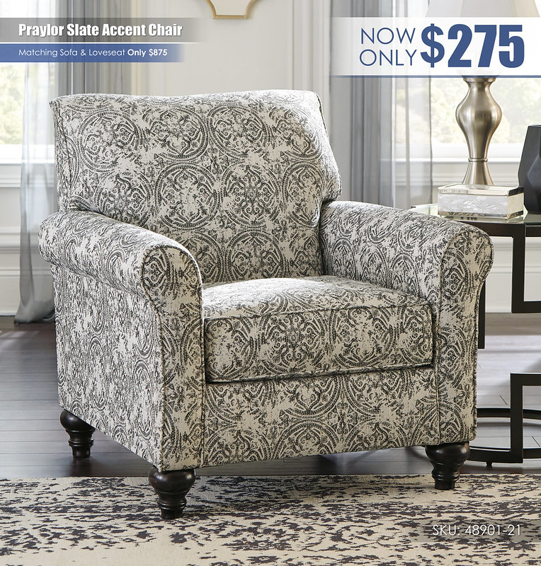 Praylor Slate Accent Chair_48901-21