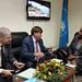 Secretary General Chileshe Kapwepwe with Russian Ambassador-11
