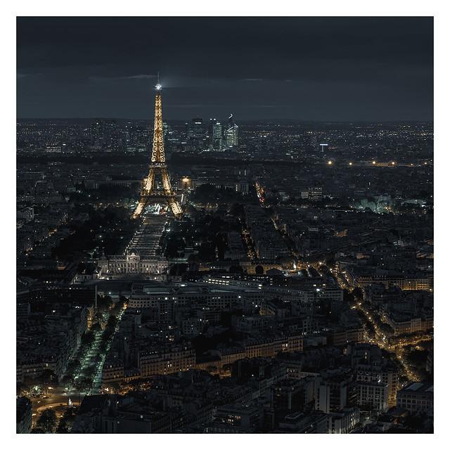 Megalopolis - Paris