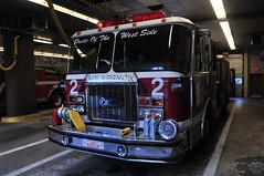 Mount Vernon Fire Department Engine 2