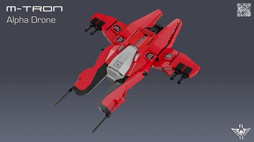 M-Tron Alpha Drone
