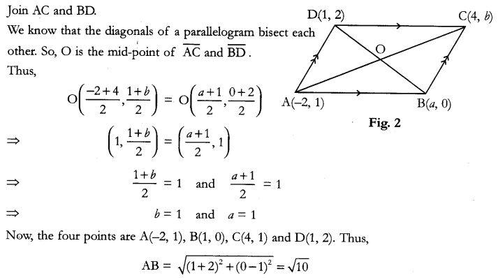 CBSE Sample Papers for Class 10 Maths Paper 11 A 15