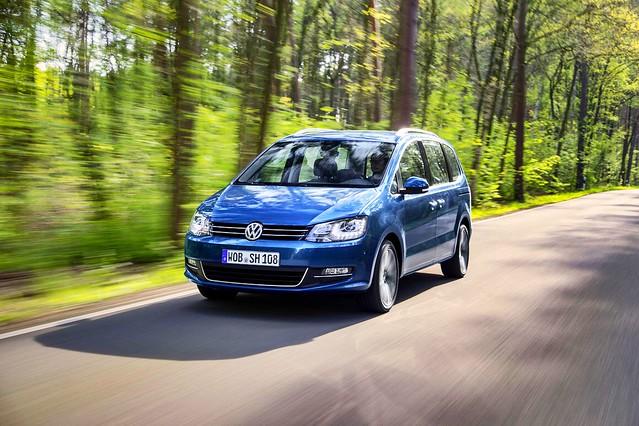 Comprar Volkswagen Sharan