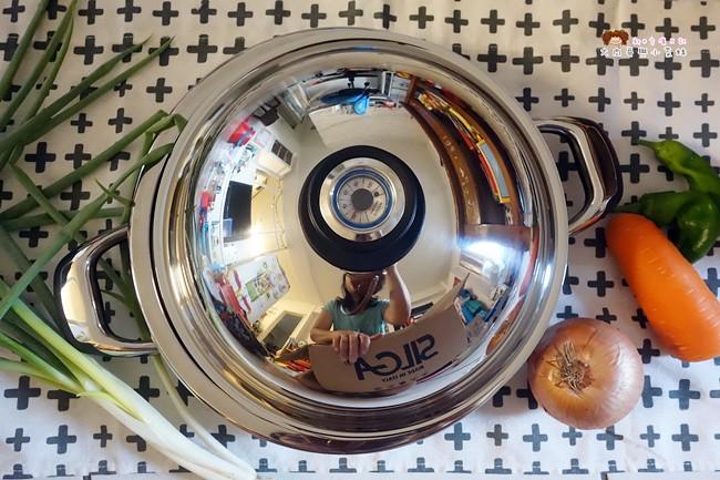 FJ飛捷義大利生活館 SILGA油脂分離鍋 義大利鍋具 燒烤專用鍋 SILGA (53)