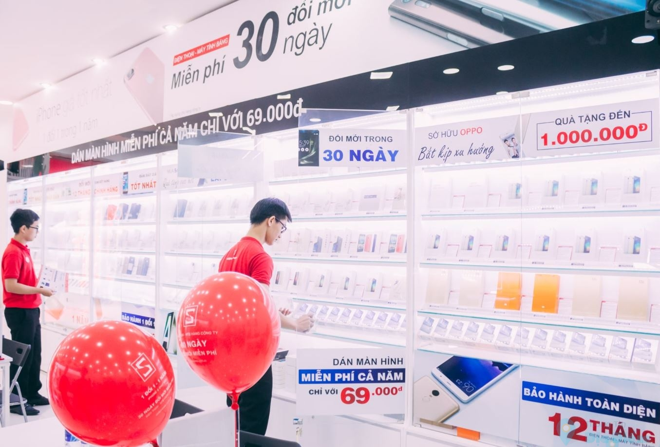 cửa hàng CellphoneS