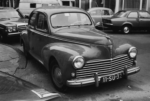 Peugeot 203C 1957