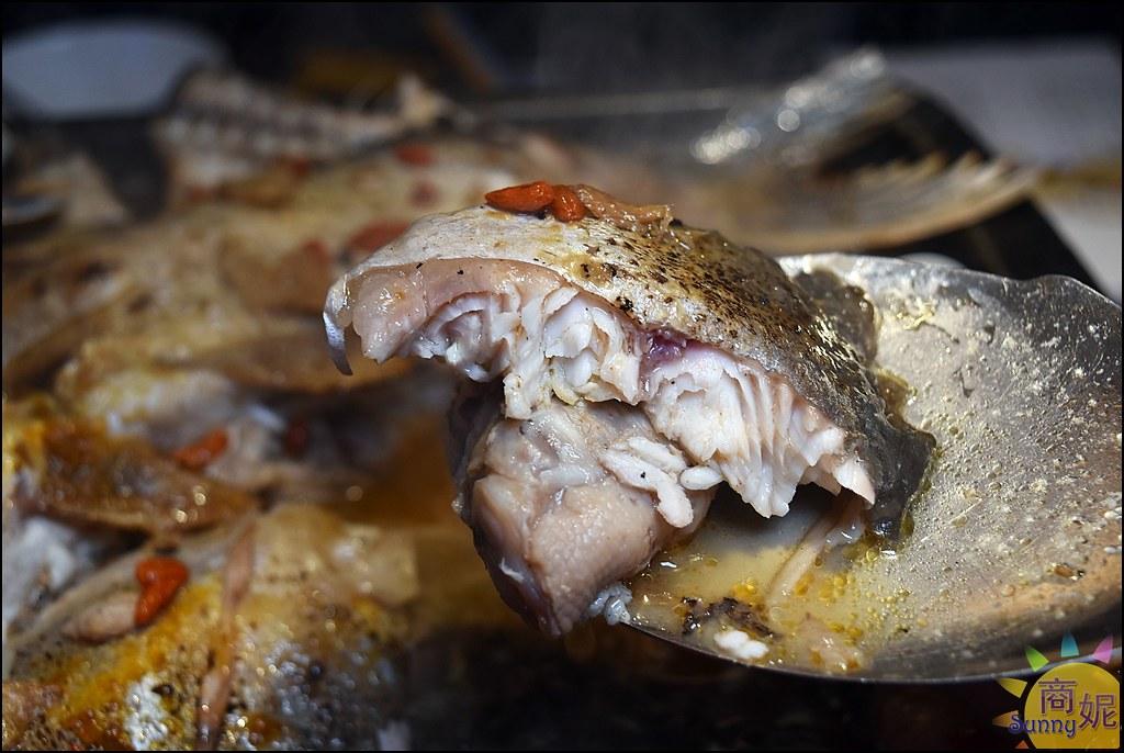 水貨麻油雞烤魚12