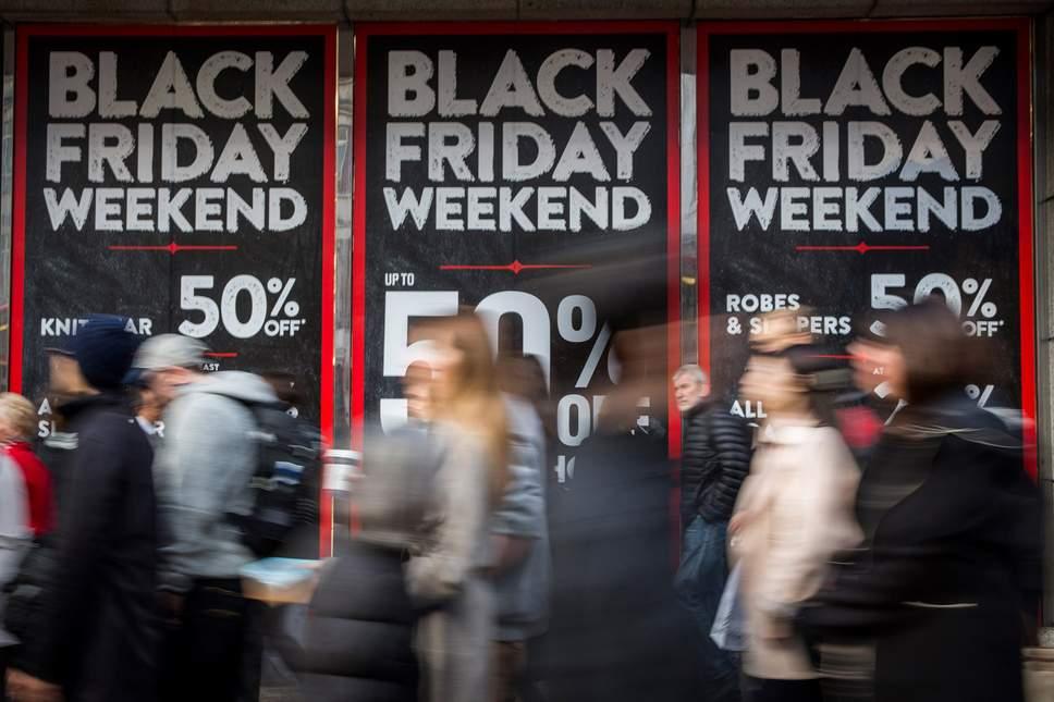 Deals start earlier than Black Friday