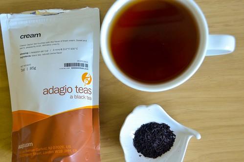 Cream Black Tea